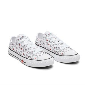 Converse hello kitty shoes